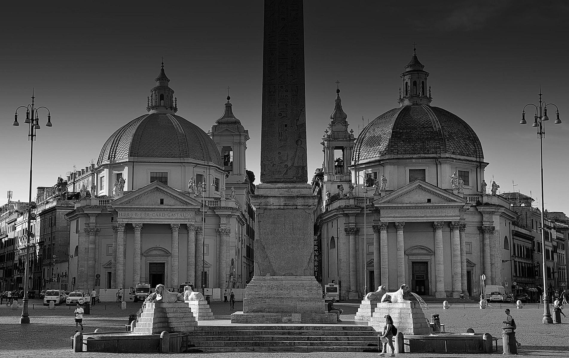Chiese Gemelle, S.Maria del Popolo, S.Maria in Montesanto, Chiesa degli Artisti