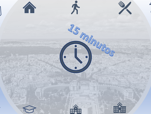 T.O.D e as cidades de 15 minutos