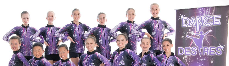 DanceDesires Uniform