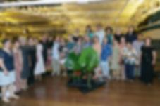 Grupo de Ikebana Sogetsu Brasilia Branch