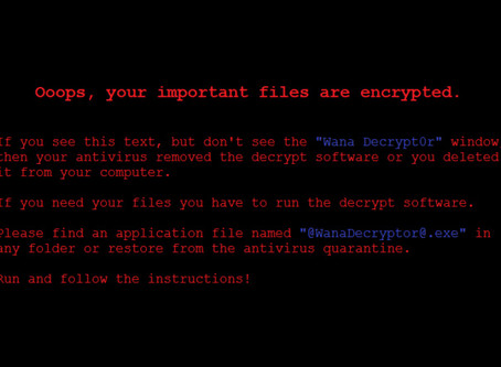 Part 1 of 2: Spies, Espionage, Ransomware, and Harold