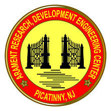 Picatinny Armament Research Center logo.