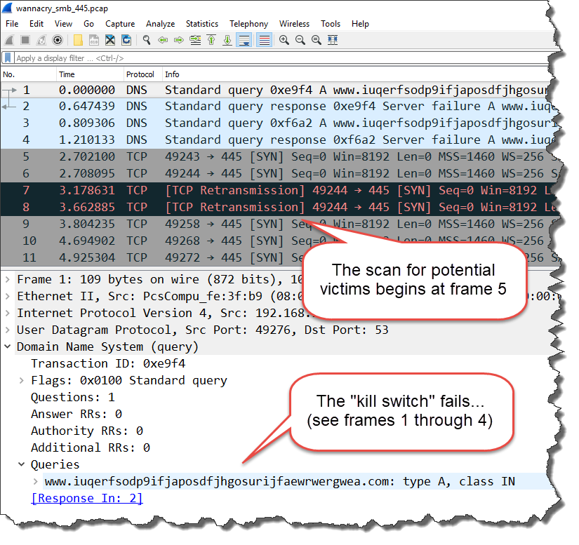 GeoIP Mapping in Wireshark