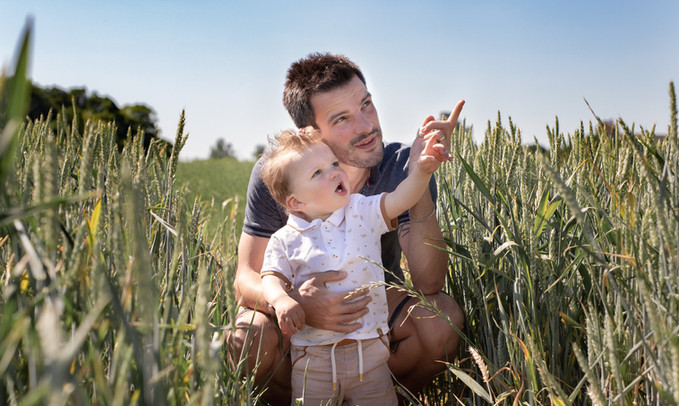 photographe séance famille