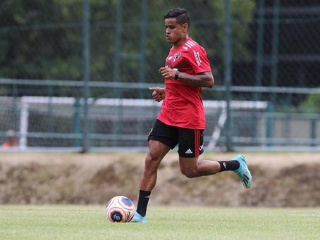 São Paulo acerta contratação de Luciano, que estava no Grêmio.