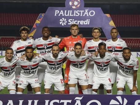 São Paulo aumenta em 50% o número de gols de 2019 para 2020 após 12 jogos na temporada
