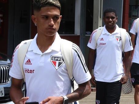 São Paulo vende opção de compra de atacante da base ao Barcelona e pode faturar R$ 25 milhões
