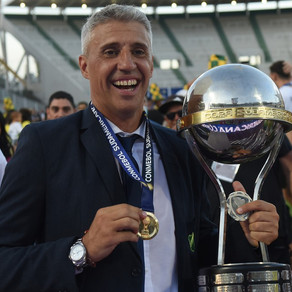Hernan Crespo é o novo técnico do Tricolor,