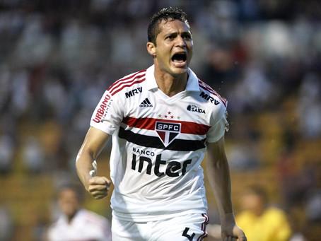 São Paulo e Anderson Martins acertam acordo para rescisão de contrato.