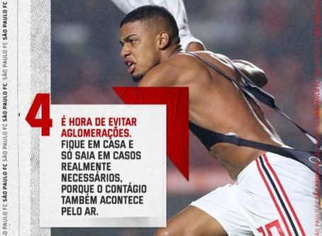 Paulistão sem torcida e decidido no campo? Veja qual é a posição do São Paulo sobre o estadual.