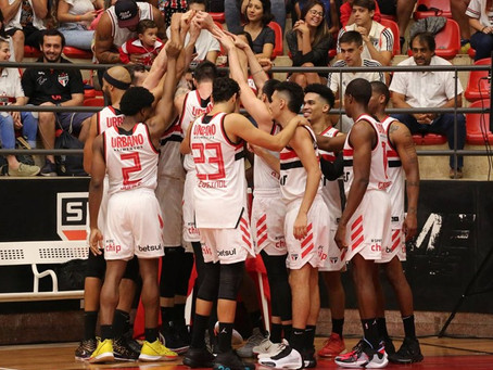 Após grande ano, Tricolor quer nova temporada com títulos no basquete.