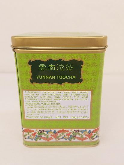雲南沱茶 Yunnan Tuocha Tea
