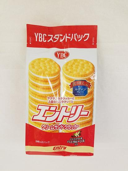 香草奶油夹心饼干