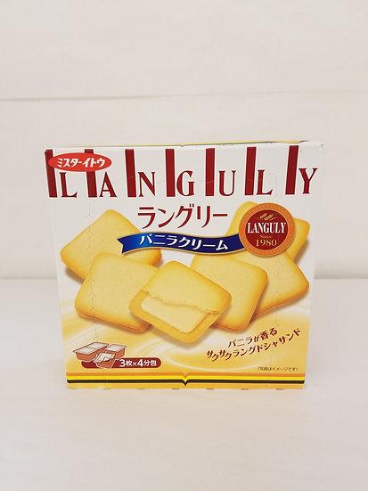 奶油夹心饼干