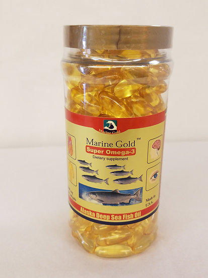 Marine Gold Deep Sea Fish Oil ( 100 )