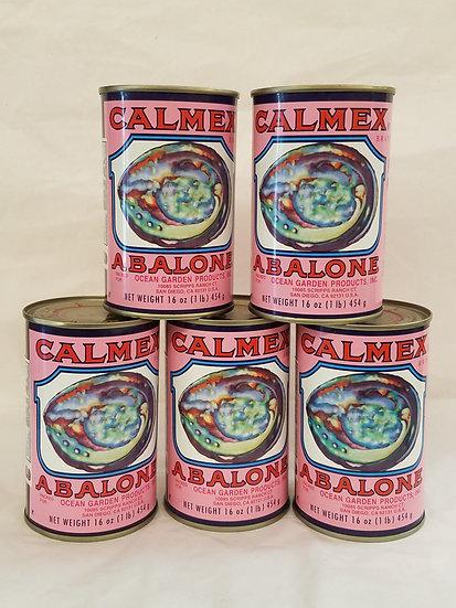 墨西哥車輪鮑魚罐頭 Canned Mexican abalone 16oz