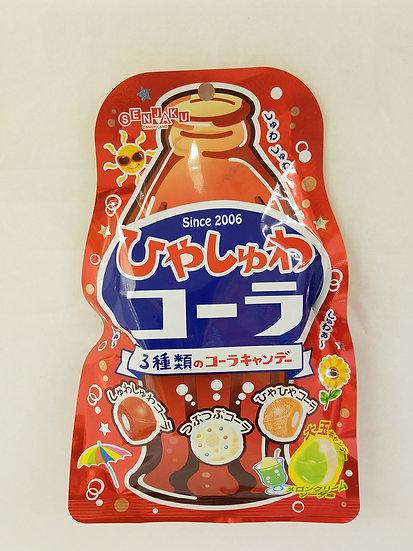 扇雀 可乐味糖