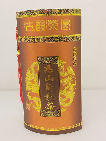 高山烏龍茶 Takayama Oolong Tea