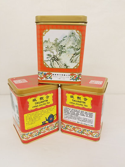昌興茶行鐵觀音 Tikuanyin China Oolong Tea (150g)