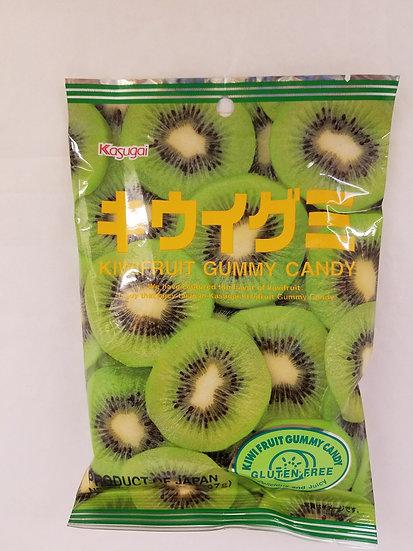 Kiwifruit gummy candy