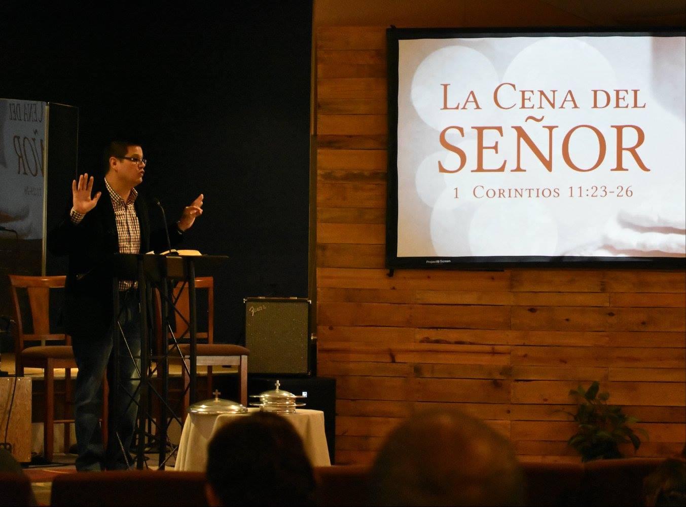 Pastor Juan M. Ocampo