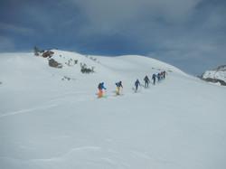 Skitouren in der Umgebung der Rudolfshütte