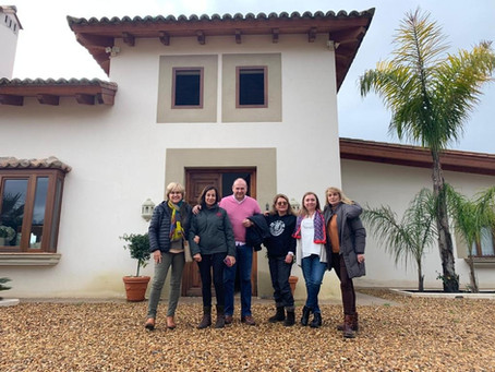 Contamos con la maravillosa visita de Brígida Jiménez.