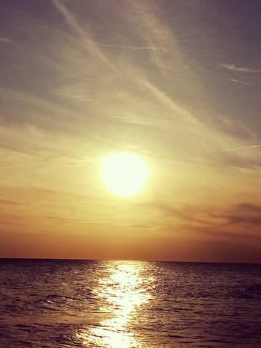Water sun