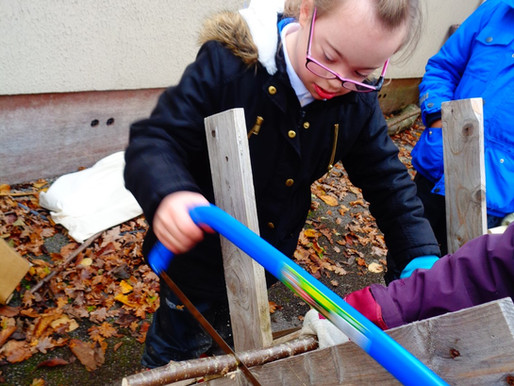 Forest School Blog 22.11.19