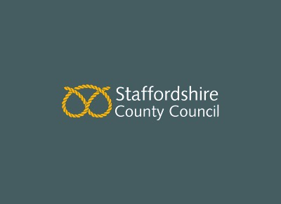 Letter from Staffordshire County Council