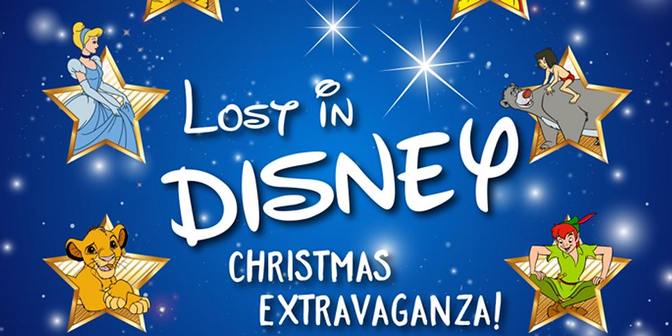 Lost in Disney - Fish, Octopus, Jellyfish, Seahorses & Starfish