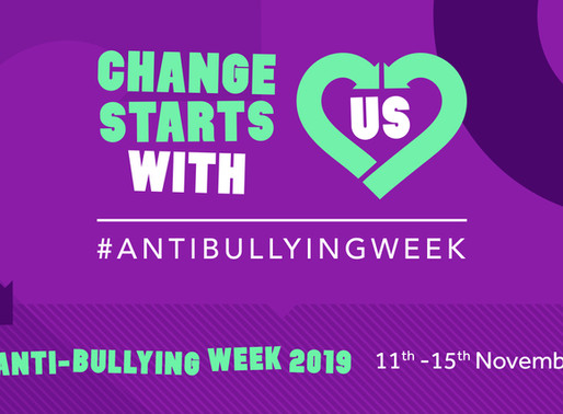 Anti-Bullying Week 2019