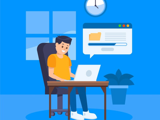 Staff: ICT & Working from Home