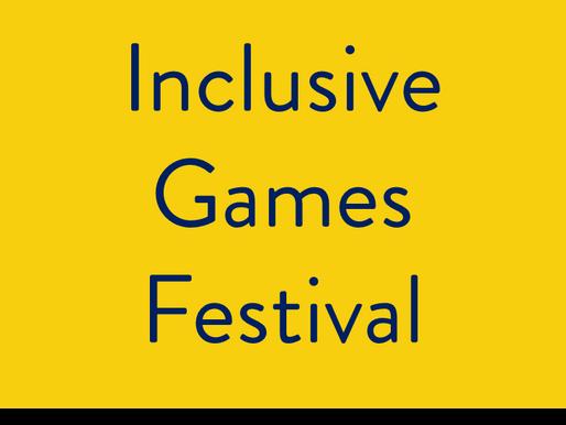 BCLT inclusive games festival