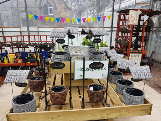 Potting Shed - New Stock