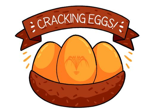 Cracking Eggs - World Egg Day