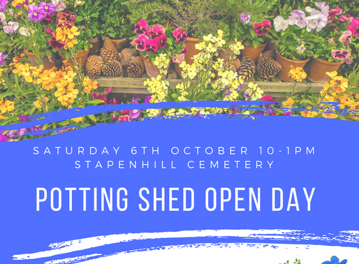 POTTING SHED OPEN DAY