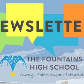 High School Newsletter - June 2021