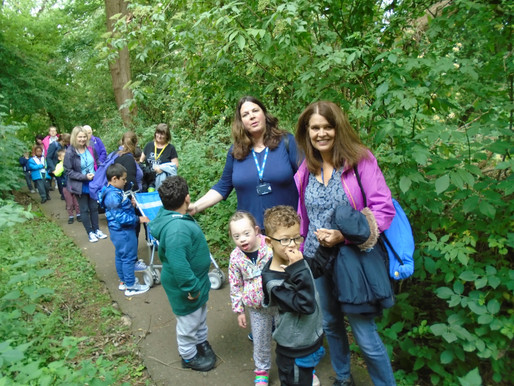 Fountains 'Walk the Wonders' to raise money for Friends