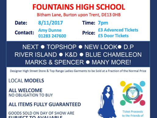 Fashion Show Fundraiser