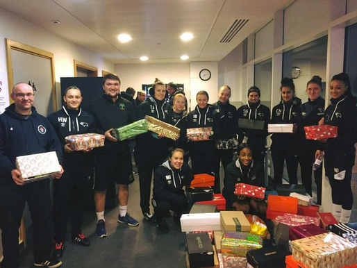 Shoeboxes for our Heroes