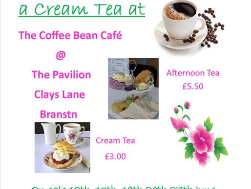 Coffee Bean Café - Special Events