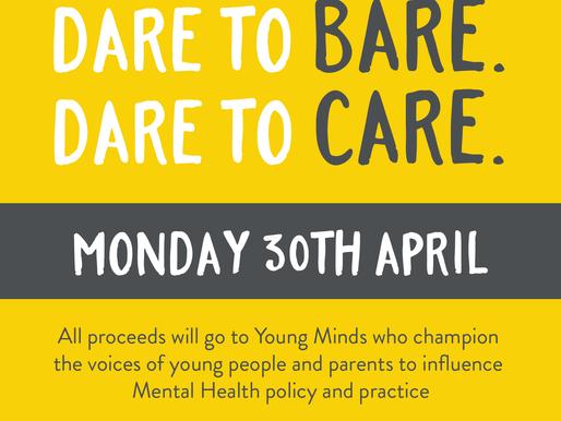 'Dare to Bare, Dare to Care'