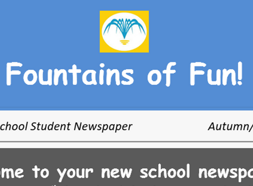 New KS5 Student Newspaper!