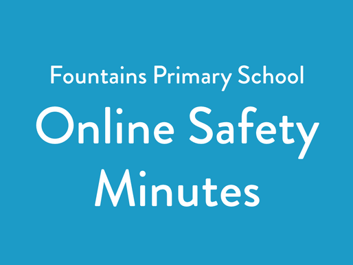 Online Safety Committee Minutes