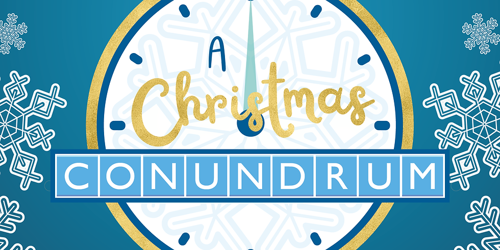 A Christmas Conundrum - Turtles, Octopus, Fish, Dolphins and Jellyfish