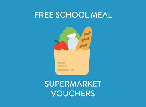 Free School Meal Vouchers
