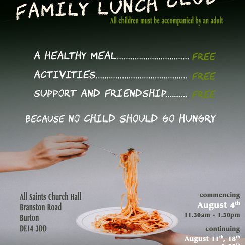 Family Lunch Club