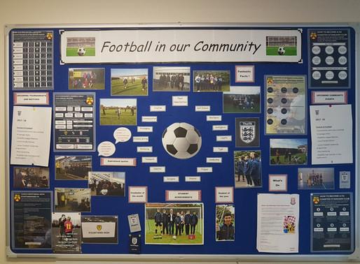 Community Football: Spring Term 1 Update