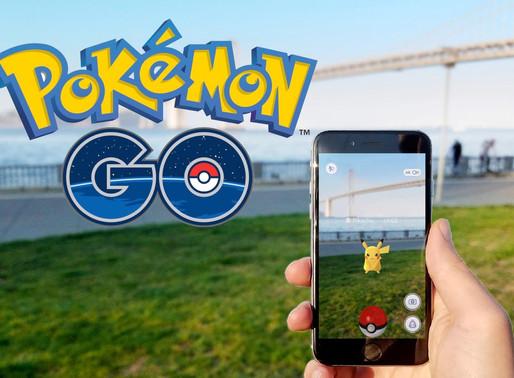 Online Safety - Pokémon Go